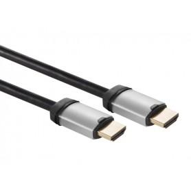 CÂBLE HDMI® 2.0 HAUTE VITESSE AVEC ETHERNET M-M