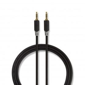 Câble audio jack 3.5  stéréo