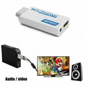 Adaptateur HDMI pour console de jeux WII